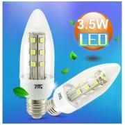 Bec Economic cu LEDuri E27 HT4011