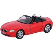 Baby Steps Kinsmart Die-Cast Metal BMW Z4 (Red)