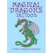 Magical Dragons Tattoos by Eric Gottesman