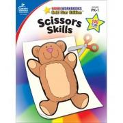 Scissors Skills Grades PK-1 by Carson-Dellosa Publishing