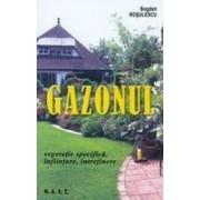 Gazonul. Vegetatie specifica, infiitare, intretinere