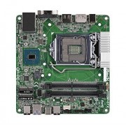Asrock H110M-STX Carte mère Intel H110 Mini-STX Socket LGA 1151