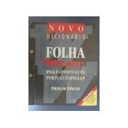 Novo Dicionário Folha Webster´s Inglês