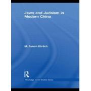 Jews and Judaism in Modern China by M. Avrum Ehrlich