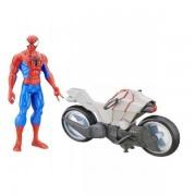 Hasbro Spiderman Con Moto