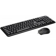 Kit Tastatura si Mouse Spacer SPDS-5253 (Negru)