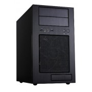 SilverStone TJ08B-E Case PC Tower Temjin 08 E, Nero