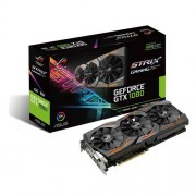 VC, ASUS STRIX-GTX1080-8G-GAMING, 8GB GDDR5X, 256bit, PCI-E 3.0 (90YV09M1-M0NM00)