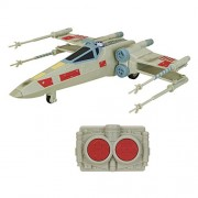 Star Wars Rc Vehicle With Sound E Light Up Classic X Wing 26 Cm Thinkway Toys