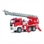 BRUDER 02771 modelo de juguete - modelos de juguetes (Rojo)