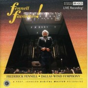 Frederick Fennell & Dallas Wind Symphony - Fennell Favorites! (0030911104320) (1 CD)