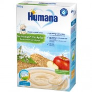 Humana Cereale cu gust de mar si hrisca 200 g 6m+