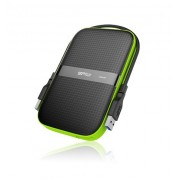 "HDD EXTERNAL 2.5"", 500GB, Silicon Power Armor A60, USB3.0, Black (SP500GBPHDA60S3K)"