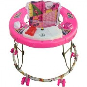 Oh Baby Baby Pink Color Musical Walker For Your Kids SE-W-27