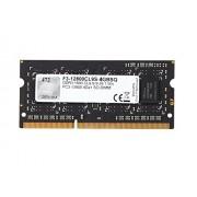 G.Skill SQ Series Memoria 4GB (1600MHz, 204-polig, 1x 4GB, CL9) SO DIMM DDR3-RAM