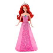 Mattel Disney Princess Mermaid To Princess Singing Ariel Doll