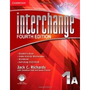 Interchange Level 1 Full Contact A with Self-study DVD-ROM by Jack C. Richards