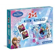 "Clementoni ""Frozen"" 2In1 Education Kit"