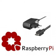 Rydges - Fuente de alimentación micro USB para Raspberry Pi A y B, 5 ..V, 1000 mAh 1200 mAh