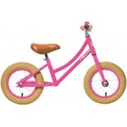 """Rebel Kidz Air Classic Lernlaufrad Unisex 12,5"""" pink Kinderfahrräder"""