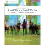 Brooks Cole Empowerment Series: Introduction to Social Work & Social Welfare by Karen Kirst-Ashman