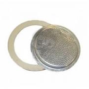 Bialetti 4 személyes Moka - Dama kotyogós kávéfőzőkhöz 3 darabos pót gumi + szűrő