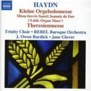 F.J. Haydn - Kleine Orgelsolomesse/the (0747313212873) (1 CD)