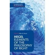 Hegel: Elements of the Philosophy of Right by Georg Wilhelm Fredrich Hegel