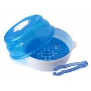 Sterilizator pentru microunde, 4 biberoane