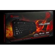 Tastatura Gaming Thermaltake Tt eSPORTS Challenger USB2.0