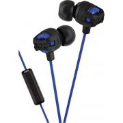 Casti Stereo JVC HA-FR201A (Negru/Albastru)