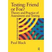 Testing: Friend or Foe? by Paul Black