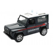 NEWRAY 56013 - Forze Dell' Ordine Land Rover Defender Carabinieri, Scala 1:32, Die Cast