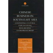 Chinese Business in South-East Asia by Edmund Terence Gomez
