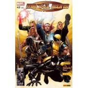 """ Isla De La Muerte "" ( The New Avengers - Fantastic Four - Iron Man ) : Marvel Icons N° 43 ( Novembre 2008 ) - Collector Edition"