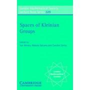 Spaces of Kleinian Groups by Yair N. Minsky