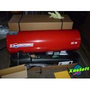 Generator mobil aer cald cu ardere directa pe motorina 46 kW