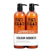 TIGI Bed Head Color Goddess Sampon si Balsam Oil infused 2x750ml