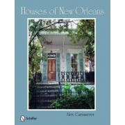 Houses of New Orleans by Alex Caemmerer