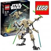 Lego - star wars battle figures - generale grievous