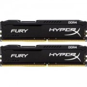 Рам Памет Kingston HyperX Fury 16GB 2x8GB DDR4 PC4-17000 2133Mhz CL14 KIN-RAM-HX421C14FBK2/16