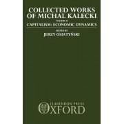 Collected Works of Michal Kalecki: Volume II. Capitalism: Economic Dynamics by Michal Kalecki