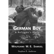 German Boy by Wolfgang W E Samuel