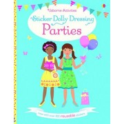 Sticker Dolly Dressing Parties by Fiona Watt