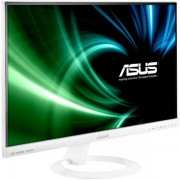 "Monitor IPS LED Asus 23"" VX239H-W, Full HD (1920 x 1080), HDMI, 5ms GTG, Boxe, Flicker free, Low Blue Light (Alb)"