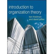 Organizational Theory: Tension and Change by David Jaffee