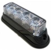 Flash auto LED 12-24V cu 4 LED-uri si 18 tipuri de iluminare