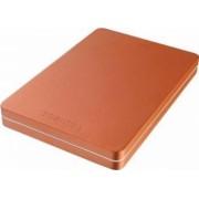HDD Extern Toshiba Canvio ALU 500GB USB 3.0 2.5 inch Metallic Red