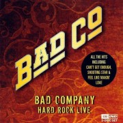 Bad Company - Hard Rock Live (0602527302669) (1 CD + 1 DVD)