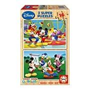 "Educa Borras 14181 ""Mickey Mouse Club House"" Puzzle (32-Piece)"